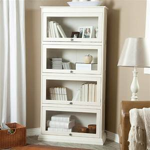 Bradshaw, 4, Tier, Barrister, Bookcase