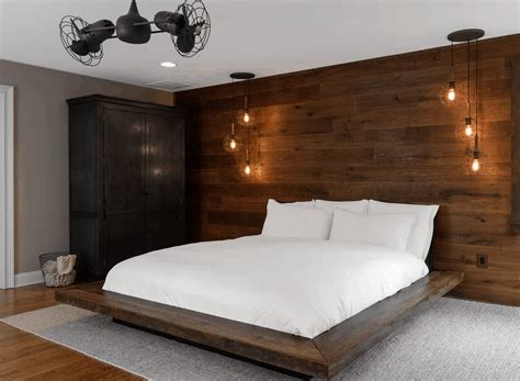 Schlafzimmer Rustikal Gestalten by 30 Rustic Style Bedroom Ideas For 2019