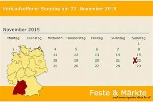 Mannheim Verkaufsoffener Sonntag : verkaufsoffener sonntag am totensonntag in baden w rttemberg feste m rkte ~ Eleganceandgraceweddings.com Haus und Dekorationen