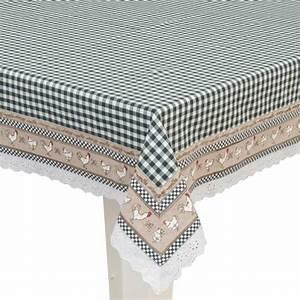 Claire Und Eef : clayre eef katoenen 100 x 100 tafelkleed blauw rac01bl ~ Eleganceandgraceweddings.com Haus und Dekorationen