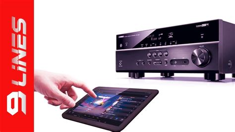 yamaha receiver 2018 the best budget home theater receiver 2018 yamaha rx v 483 review
