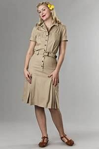 Robe Année 20 Vintage : robes vintage ann es 40 ~ Nature-et-papiers.com Idées de Décoration