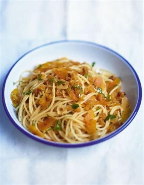 spaghettis  la boutargue comment transcender des pates