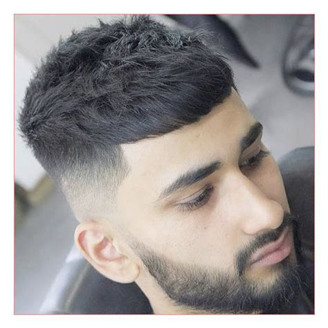Indian Haircut For Men along with French Crop with High