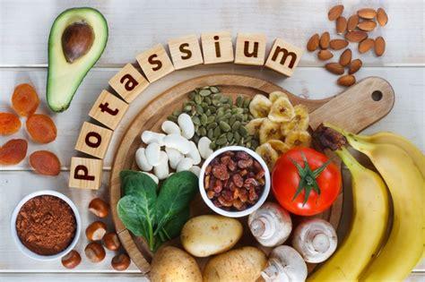 Alimenti Contengono Il Rame Alimenti Ricchi Di Potassio Ecco Quali Scegliere Per Il