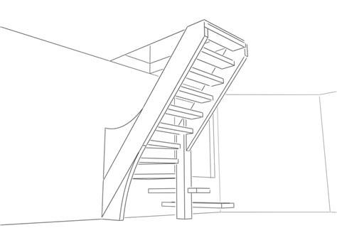 dessiner un escalier helicoidal escaliers dessin facile meilleure inspiration pour votre design de maison