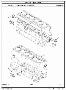 Cat C7 Marine Engine Manual Parts