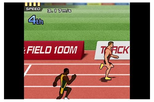 Free 100m sprinter game download