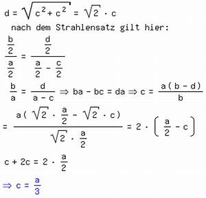 Seitenlänge Berechnen : mp exponentiell schnell matroids matheplanet ~ Themetempest.com Abrechnung