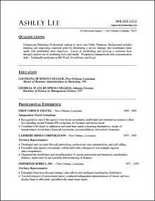 Wordpad Resume Template Relations Resume Sle