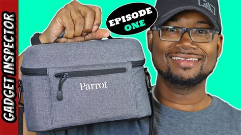 parrot anafi extended unboxing setup episode  drone review  price comparison