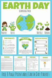 Earth Day Lesson for Kids