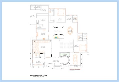 unique kerala home plan  elevation home appliance