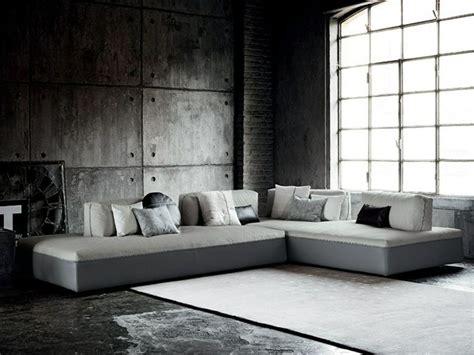 meuble canapé design meuble modulable un canapé modulable pour plus de confort