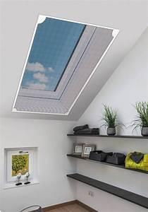 Insektenrollo Für Dachfenster : schellenberg insektenschutz f r dachfenster ohne bohren ~ Watch28wear.com Haus und Dekorationen