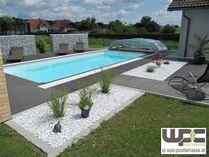 Wpc Terrassendielen Verlegen Auf Beton : wpc bilder referenzen terrassendielen wpc terrasse bilder wpc poolterrasse adorjan ~ Sanjose-hotels-ca.com Haus und Dekorationen