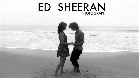 ed sheeran photograph choreography gaurav  chandni