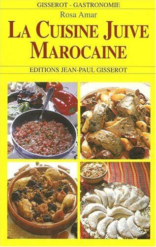cuisine juif cuisine marocaine juive