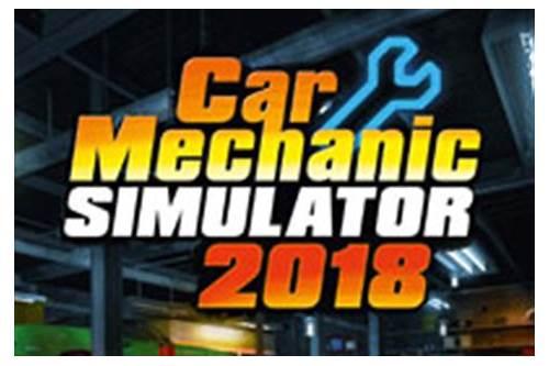 car mechanic simulator 2018 download skidrow