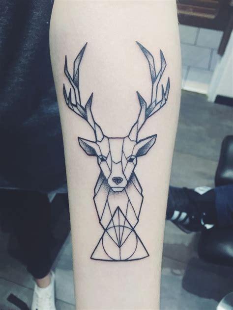 cerf tatouage guezel pinterest tattoo ideen tattoo