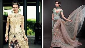 a showcase of asia39s most beautiful wedding dresses the With indonesian wedding dress