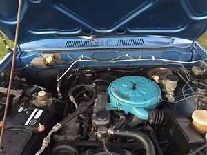 1981 Chevrolet Luv 4x4 2 2 Diesel C223 Mikado