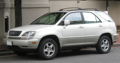 03 Lexus Rx300 by Rx300 The About Cars