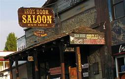 The Iron Door Saloon