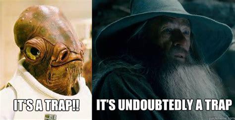 It S A Trap Meme - it s a trap it s undoubtedly a trap misc quickmeme