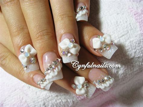 28+ Amazing Wedding Nail Designs For Every Bride!