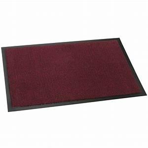 tapis anti poussiere uni blancheporte With tapis anti poussière design