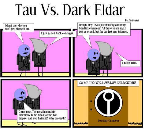 Tau Memes - commisar kill that man comics tau vi
