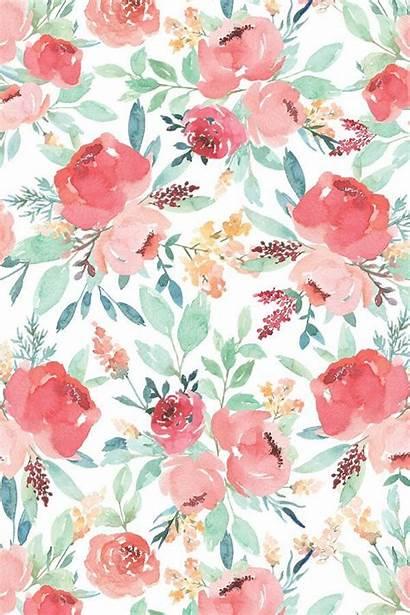Floral Flower Watercolor