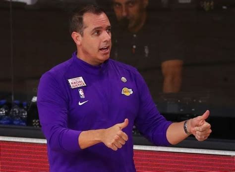 Frank Vogel 'Proud' Of Lakers Defense In NBA Playoffs ...