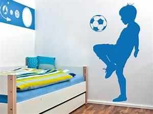 sticker joueur de foot enfant magic stickers With chambre bébé design avec livraison fleurs la seyne sur mer