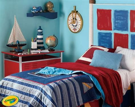 Navy-themed Boys Bedrooms To Inspire You-shelterness