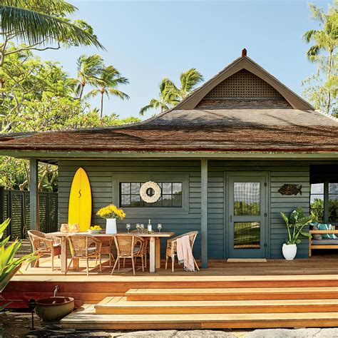Tour This Maui Surfing Cottage  Coastal Living
