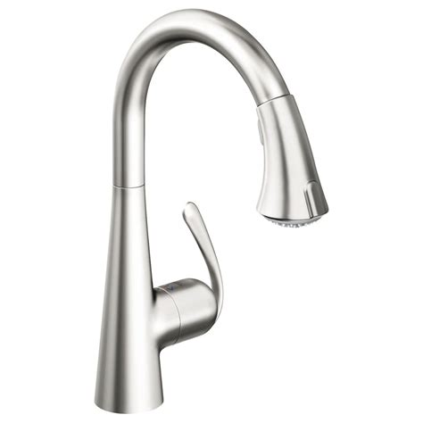 grohe kitchen faucets reviews grohe 32 665 dc0 review kitchen faucet reviews