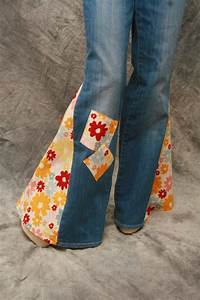 Custom hippie patch bell bottom disco jeans GROOVY all sizes ... | When I was a kid 1950u0026#39;s ...
