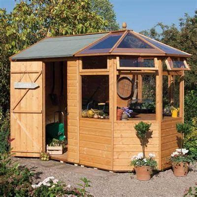 shedgreenhouse combo