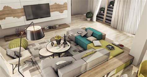 2 luxury apartment designs for couples