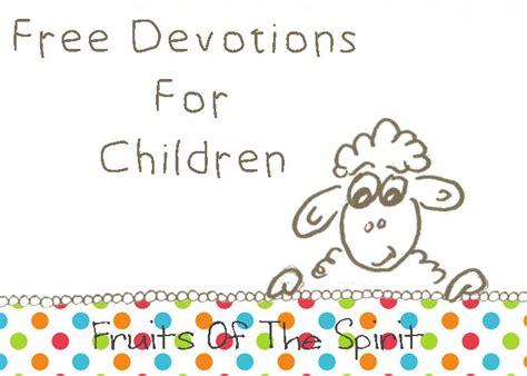 devotions for preschoolers fruits of the spirit gentleness free devotionals for 579