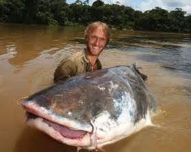 World Record Catfish River Monsters