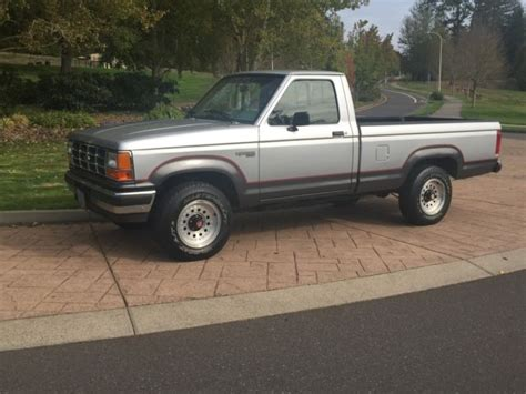 1989 Ford Ranger XLT 4x4 86k Original Miles 2nd Owner