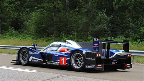 Peugeot Le Mans by Peugeot 908 Le Mans Prototype Expected To Fetch 1 3 1 8