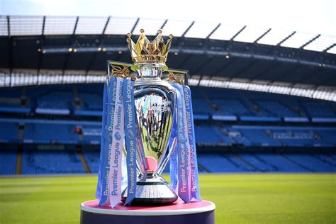 Facts and figures behind Premier League Trophy