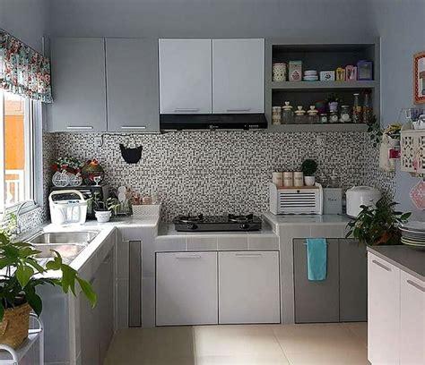 membangun dapur impian  dana  terbatas