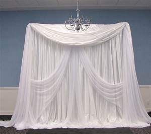 Wedding backdrop romantic decoration for Backdrop decoration for wedding