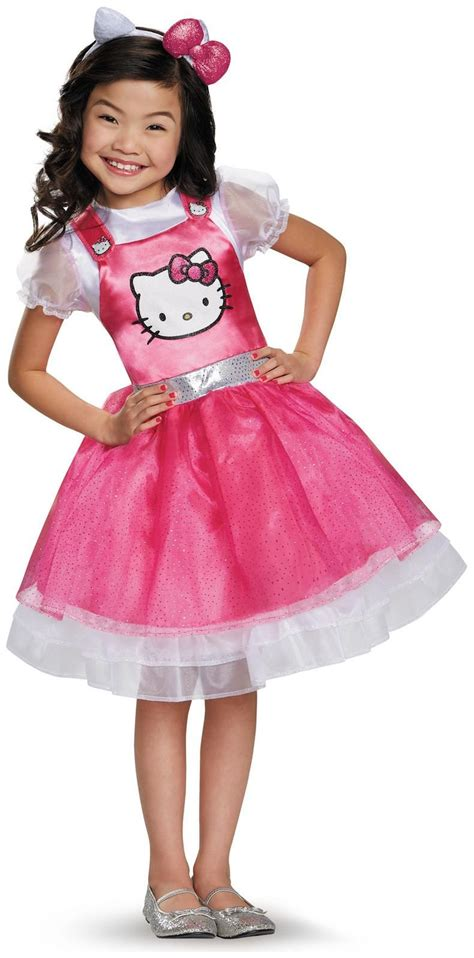 kitty pink deluxe child costume kids costumes