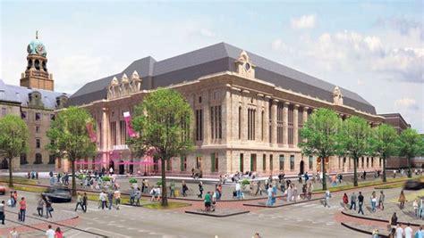 Post Kantoor Rotterdam by Coolsingel Het Stadshart In Beweging Schaub Partners